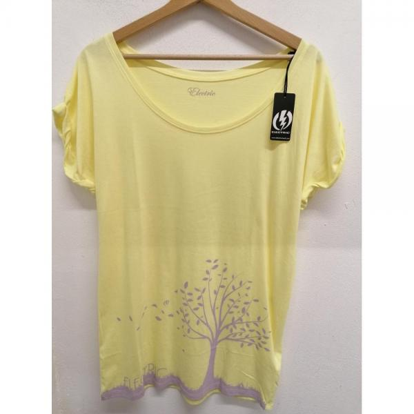 Electric Butterfly Basic Yellow