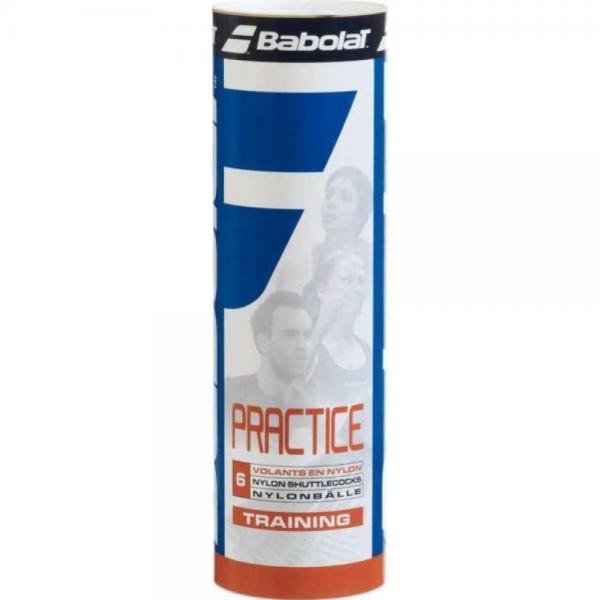 FLUTURASI BABOLAT PRACTICE X6 WHITE
