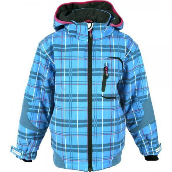 Geaca softshell Color Kids Jiazi Blue