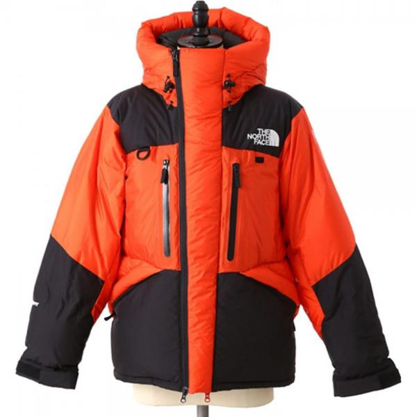 Geaca The North Face M Himalayan Parka Orange & Black