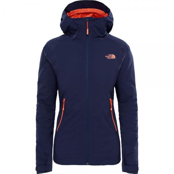 Geaca The North Face W Keiryo Diad Insulated Blue