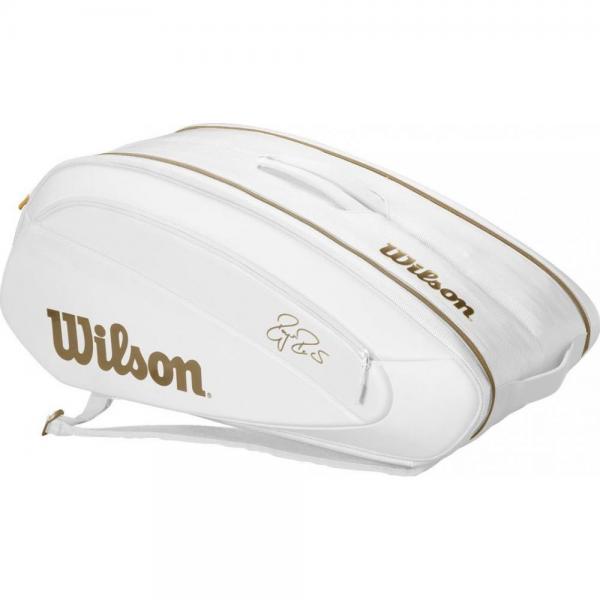 Geanta Wilson Federer DNA 12 White