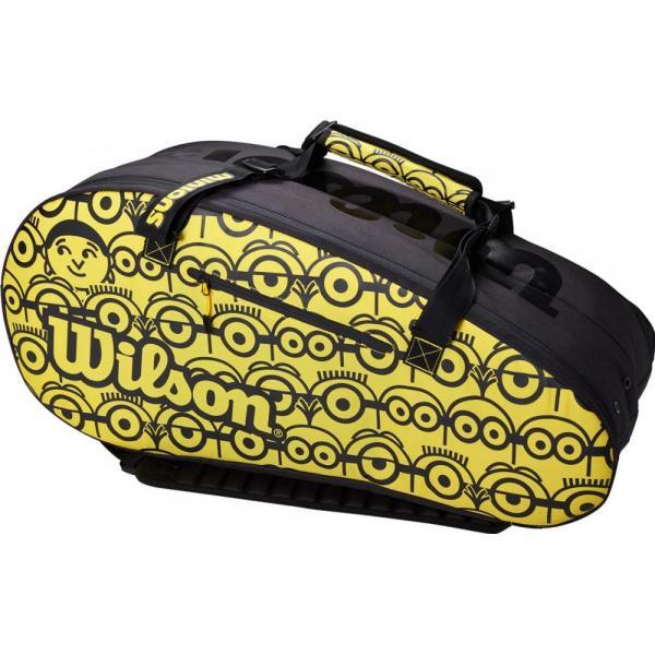 Geanta Wilson Minions tour 12pk Black/Yellow