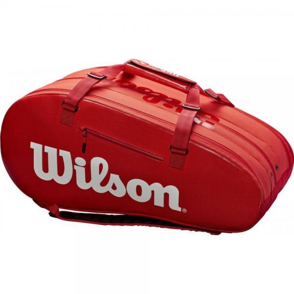 Geanta Wilson Super Tour III 15R Red