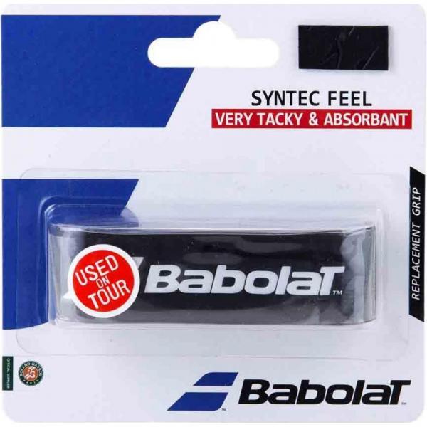 Grip Babolat SYNTEC FEEL BLACK