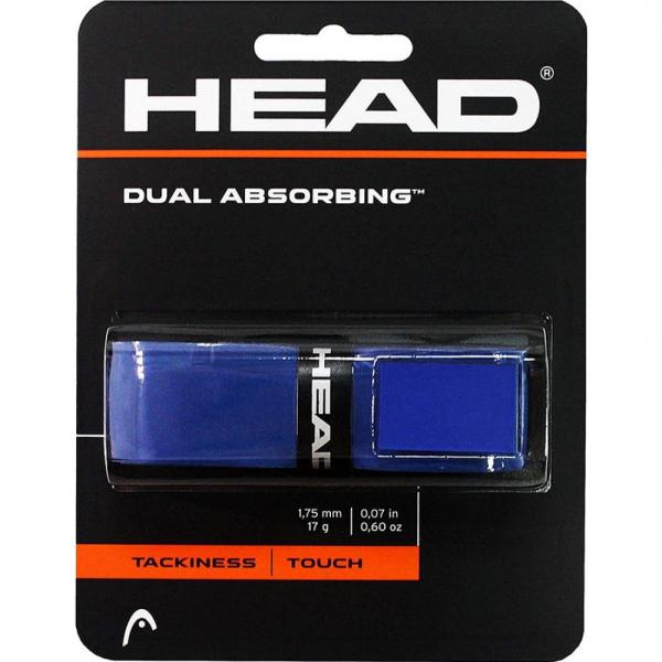 Grip Head DUAL ABSORBING Albastru