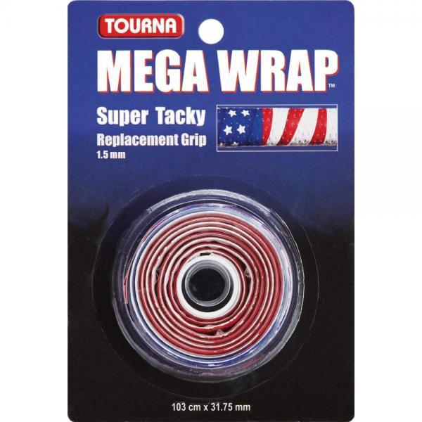 Grip TOURNA MEGA WRAP - USA flag