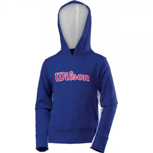 Hanorac Wilson New Knit Hoodie G Blue