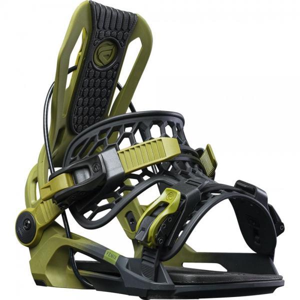 Legaturi snowboard Flow Fenix Green
