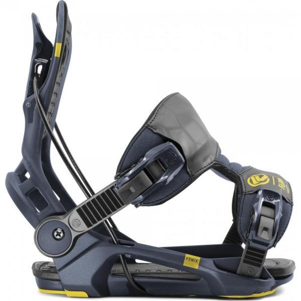 Legaturi Snowboard Flow Fenix Midnight