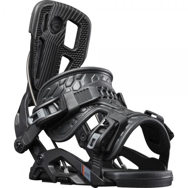 Legaturi Snowboard Flow Fuse Black