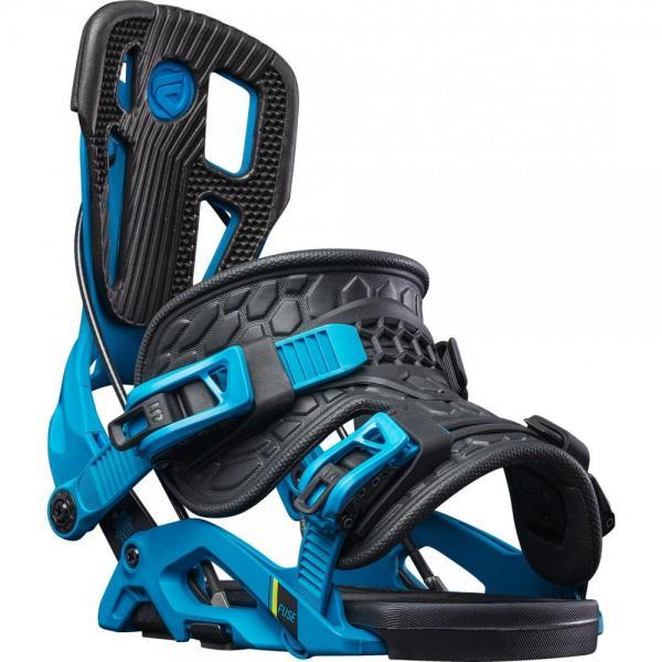Legaturi snowboard Flow Fuse Blue/Black