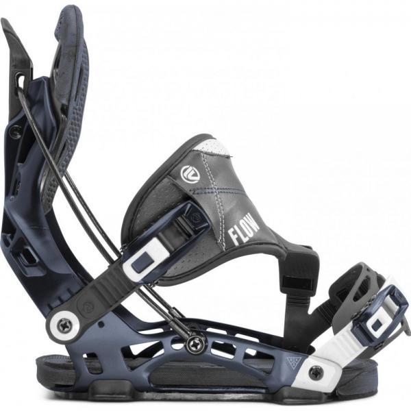 Legaturi Snowboard Flow NX2 Hybrid Midnight