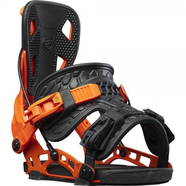 Legaturi snowboard Flow Nx2 Orange