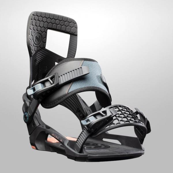 Legaturi snowboard Nidecker Muon-W Black