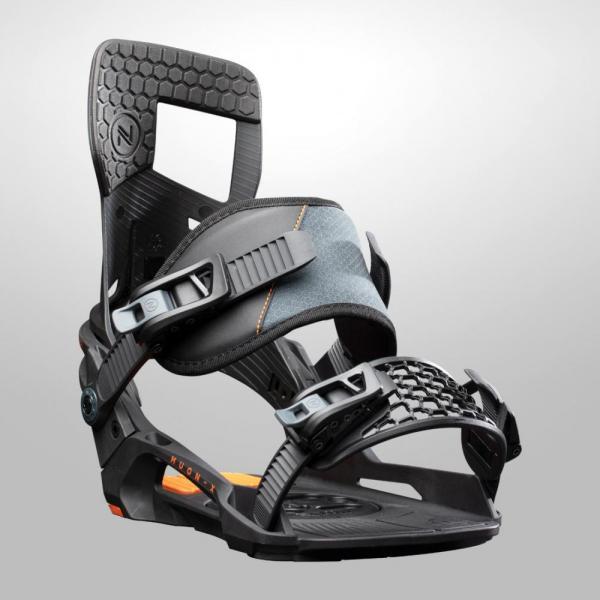Legaturi snowboard Nidecker Muon-X Black/Orange