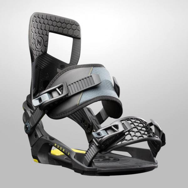 Legaturi snowboard Nidecker Muon-X Black