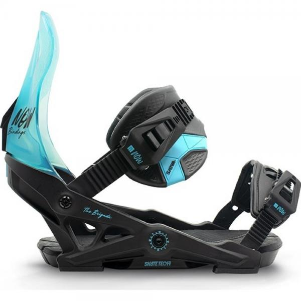 Legaturi snowboard NOW BRIGADA BLUE