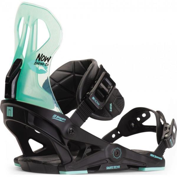 Legaturi snowboard Now Brigada