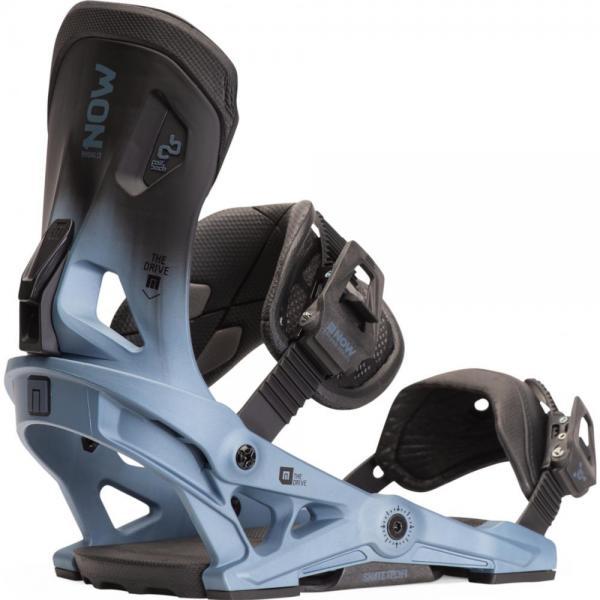 Legaturi Snowboard Now Drive Blue