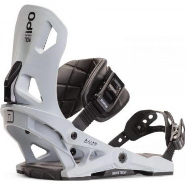 Legaturi Snowboard NOW IPO Grey