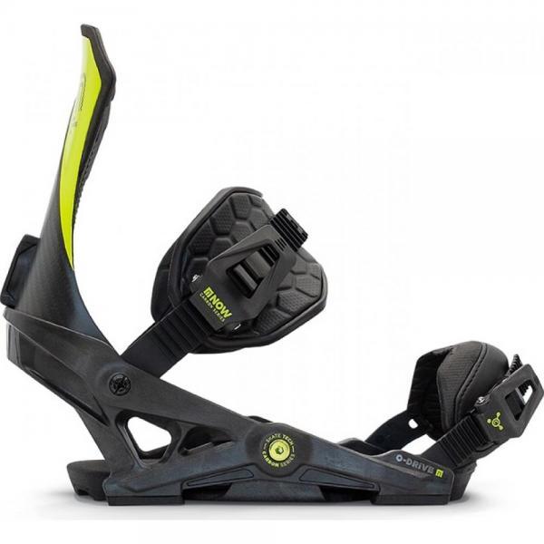 Legaturi snowboard NOW O-DRIVE BLACK