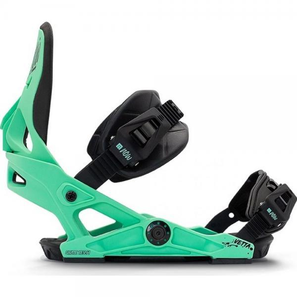 Legaturi snowboard NOW VETTA MINT