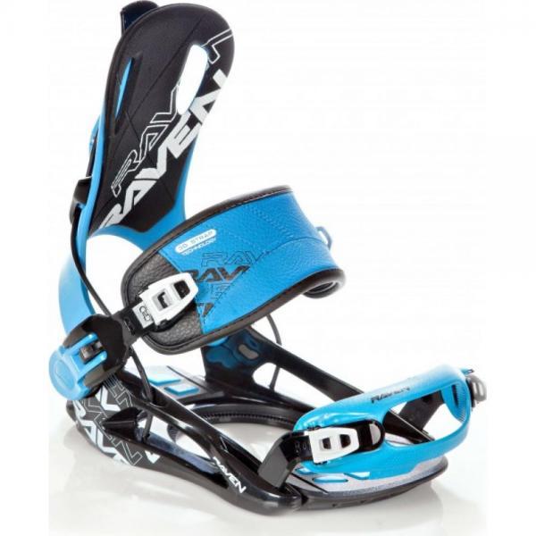 Legaturi Snowboard Raven FT270 Blue