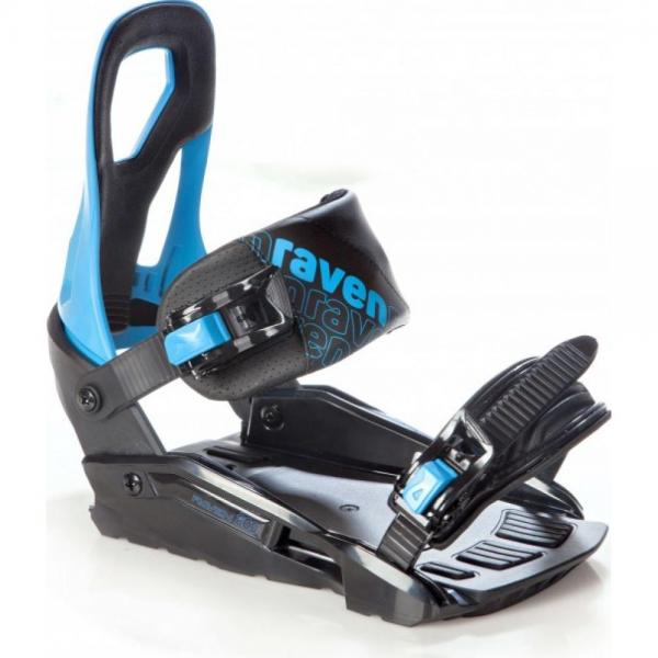 Legaturi Snowboard Raven S200 Blue