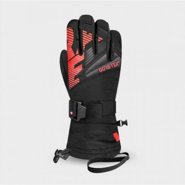 Manusi Racer Giga Black Red