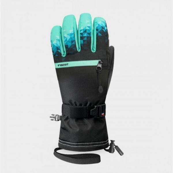 Manusi Racer Melody3 Black Blue