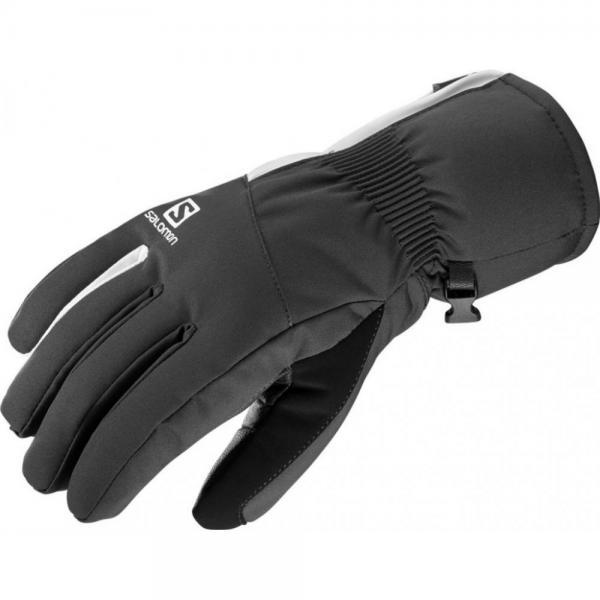 Manusi Ski Salomon Propeller Dry W Black/White