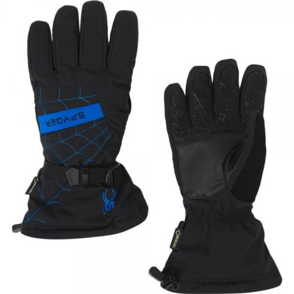 Manusi Spyder Overweb GTX Black/Blue