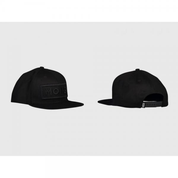 MONS ROYALE SAPCA CONNOR CAP BLACK UNISEX OS