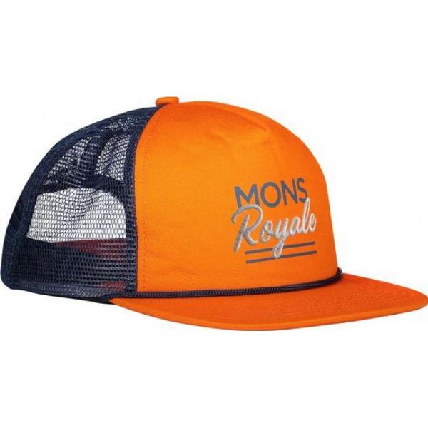 MONS ROYALE SAPCA THE ACL TRUCKER CAP AT ORG UNISEX OS