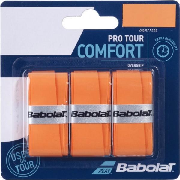 OVERGRIP BABOLAT PRO TOUR X3 Orange
