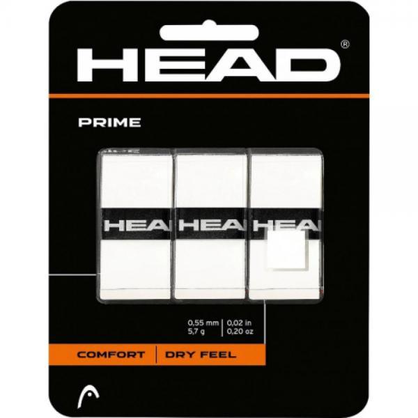 OVERGRIP HEAD Prime Alb