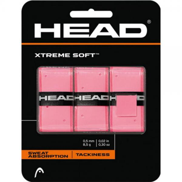 Overgrip Head Xtreme soft Pink