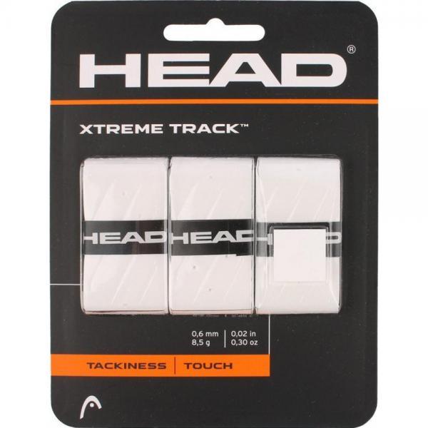 OverGrip Head XtremeTrack Alb