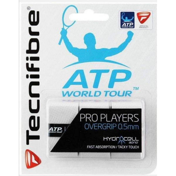 OVERGRIP TECNIFIBRE PRO PLAYERS WHITE
