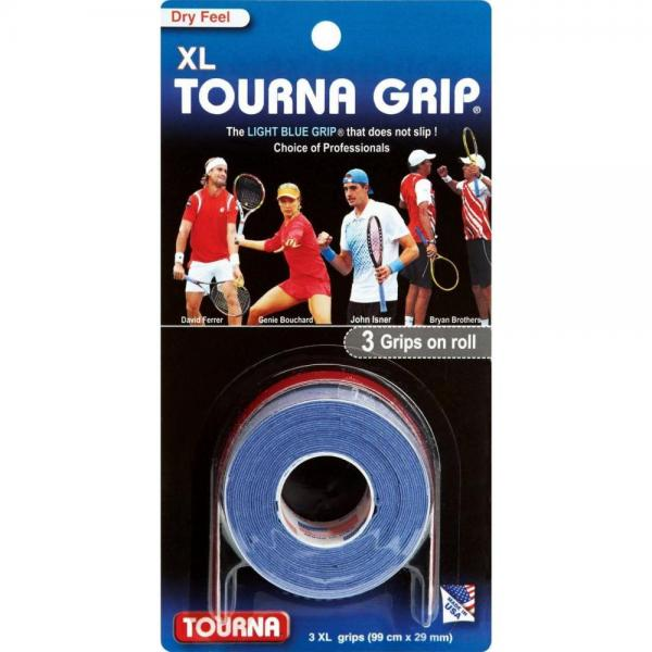 Overgrip Tourna XL 3 Blue