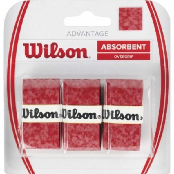 Overgrip Wilson Advantage Red