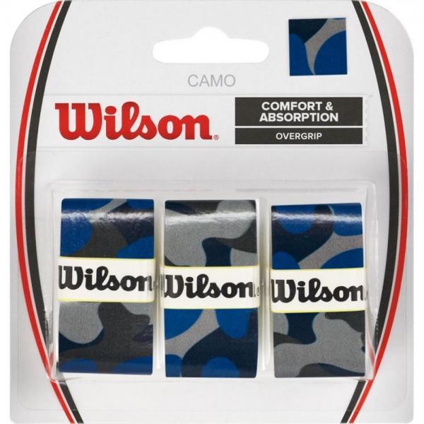 Overgrip Wilson Camo Blue