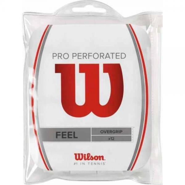 Overgrip Wilson Pro Perforated White