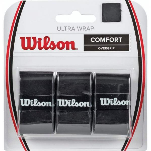 Overgrip Wilson Ultra Grip Wrap Black