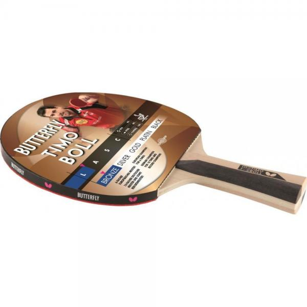 Paleta Butterfly Timo Boll Bronze