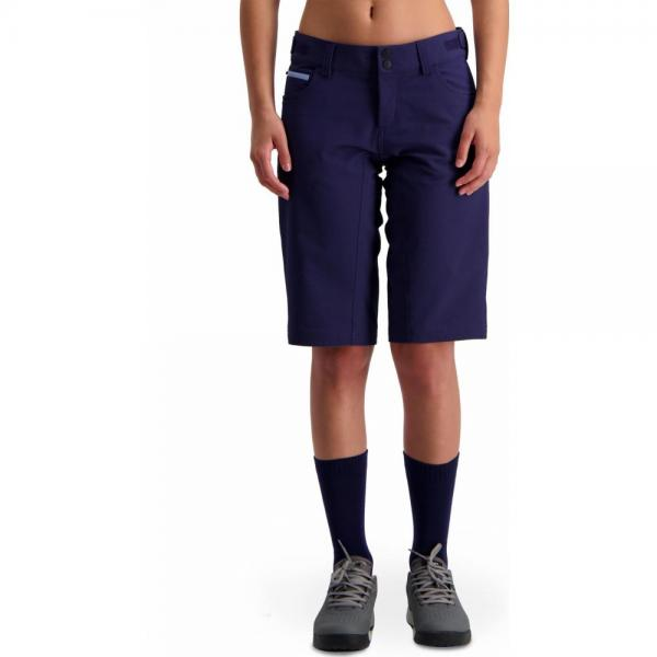Pantaloni ciclism merino MONS ROYALE W MOMENTUM 2.0 BIKE NAVY