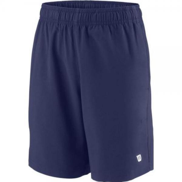 Pantaloni WILSON TEAM 7 JR BLUE