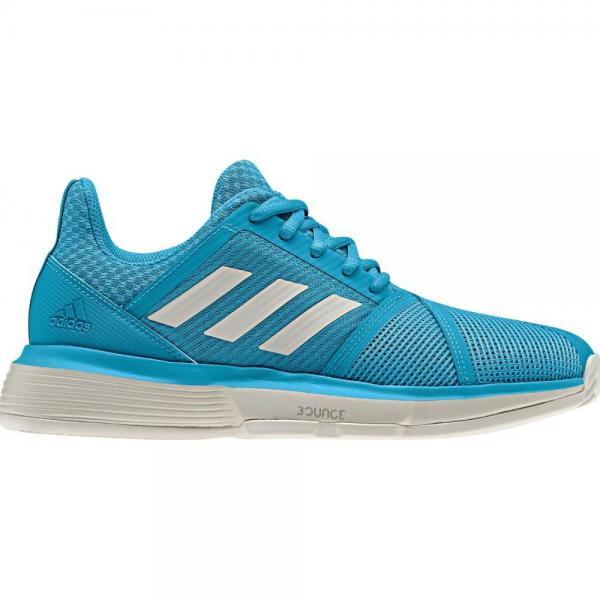 Pantofi Adidas CourtJam Bounce W Clay Blue