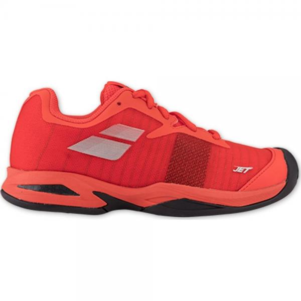Pantofi Babolat Jet Clay Jr Orange